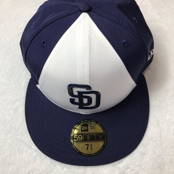 ab0cbdada550a3 New Era Accessories | San Diego Sd Padres 59fifty Fitted Hat Cap 758 ...